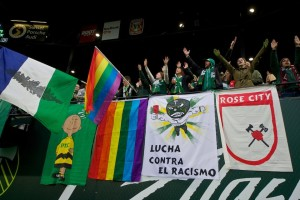 Timbers Army Pride