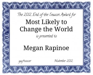 Change the World 2012