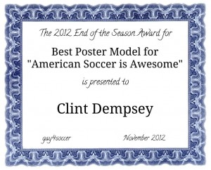 Soccer is Awesome 2012