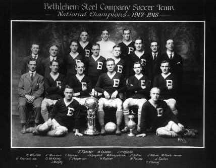 Bethlehem Steel 1918
