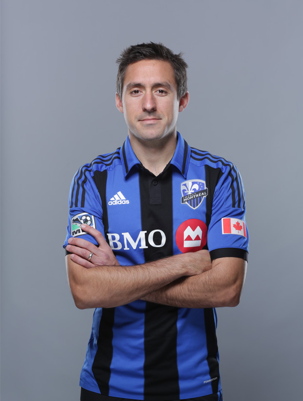 Montreal Impact Third Kit