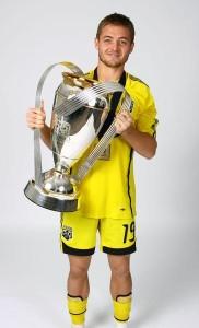 Robbie Rogers MLS Cup