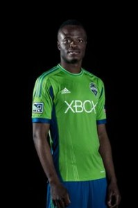 Seattle Sounders Rave Green