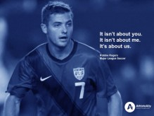 Robbie Rogers Athlete Ally