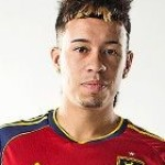 Real Salt Lake Velasquez