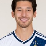 LA Galaxy Omar Gonzalez