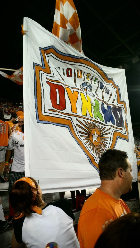 Houston Dynamo Supporters