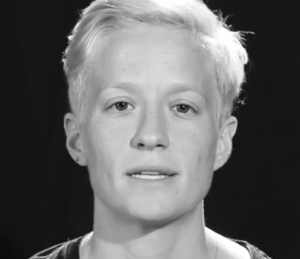 Megan Rapinoe Seattle Reign You Can Play