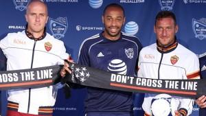 MLS All Stars press conference