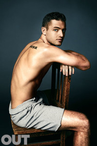 Robbie Rogers Out Magazine