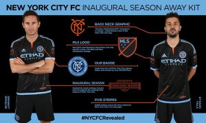 MLS Jersey Week 2015 NYCFC