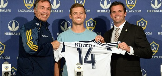 bruce arena robbie rogers