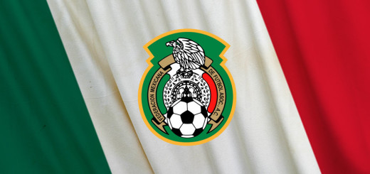 Mexico soccer logo flag