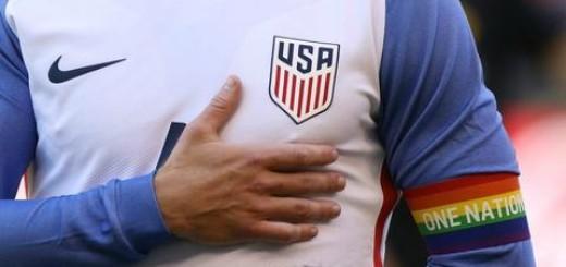 US Soccer Pride Armband