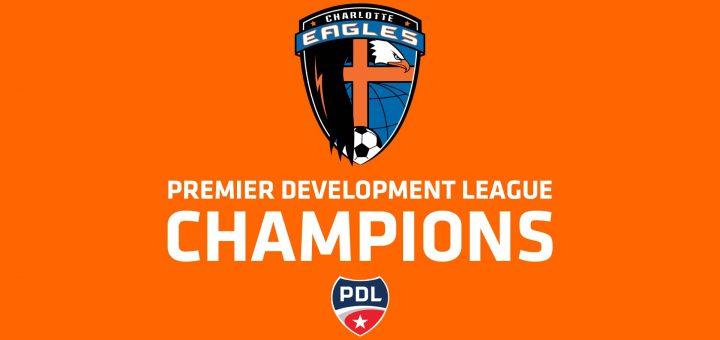 Charlotte Eagles Champions