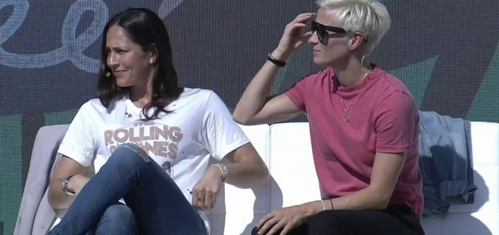 Megan Rapinoe Sue Bird